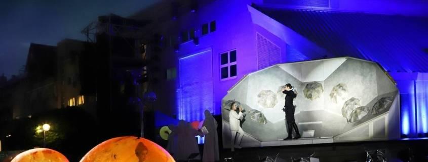 Bildgewaltiges Spektakel unter freiem Himmel Katharina Kepler Musical
