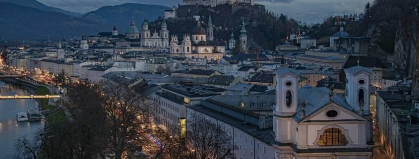 Salzburg Silhouette